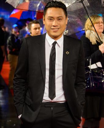 Jon Chu At 'G.I. Joe: Retaliation' Premiere