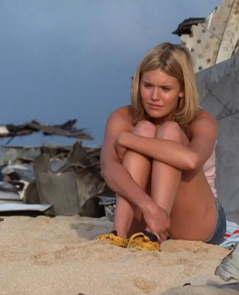 Maggie Grace On 'Lost'