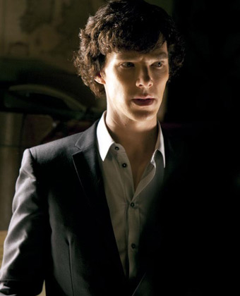 Benedict Cumberbatch Stars As Sherlock Holmes in 'Sherlock'