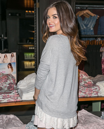 Lucy Hale as Hollister