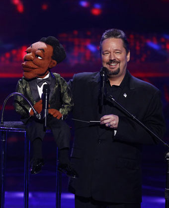 Terry Fator On 'America's Got Talent'