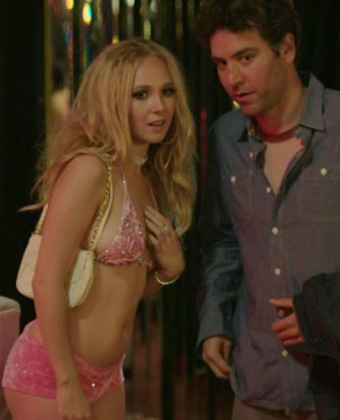 Juno Temple in Afternoon Delight