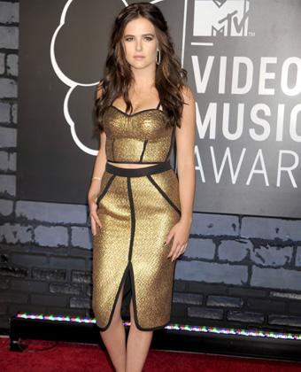 Zoey Deutch At The VMAs