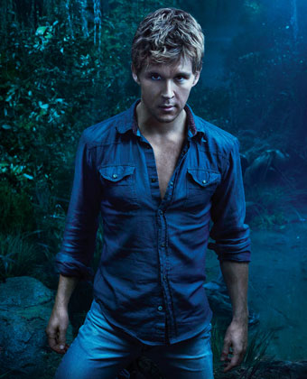 Ryan Kwanten 'True Blood' Season Three Poster