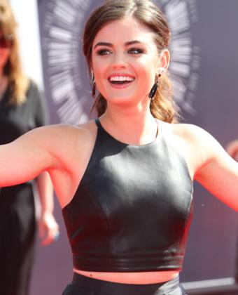 Lucy Hale MTV