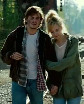 Juno Temple and Emile Hirsch