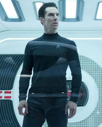 Benedict Cumberbatch As Khan Noonien Singh