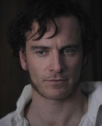 Michael Fassbender In 'Jane Eyre'