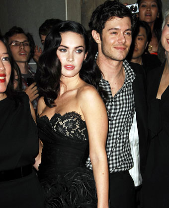 Adam Brody And Megan Fox