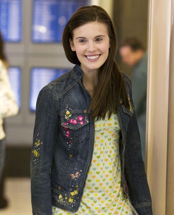 Maggie Grace In 'Taken'