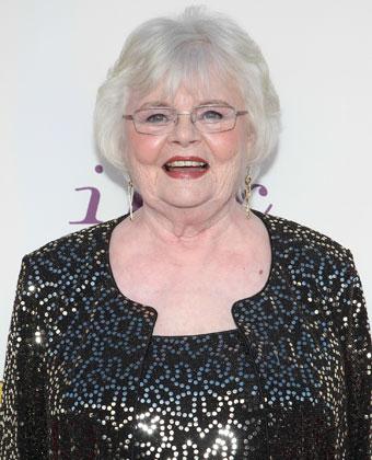 June Squibb At Critics Choice Awards