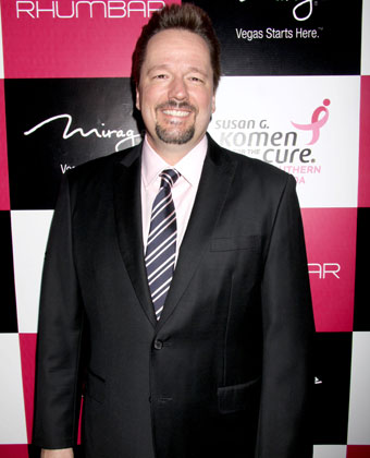 Terry Fator Attends Grand Opening