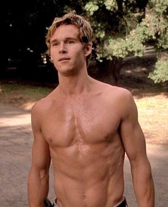 Ryan Kwanten Shirtless In 'True Blood'