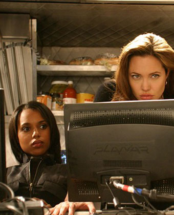 Kerry Washington In 'Mr. And Mrs. Smith'