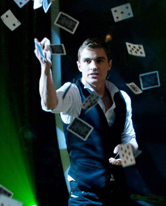 Dave Franco In 'Now You See Me'