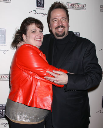 Terry Fator And First Wife Melinda