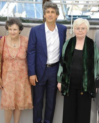 June Squibb, Alexander Payne And Angela McEwan