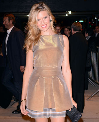 Maggie Grace At 'Killing Them Softly' Premiere