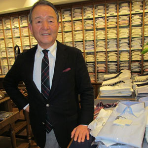 Yoshio Sadasue Interview On Kamakura Shirts, American Style
