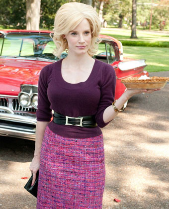 Jessica Chastain In 'The Help'