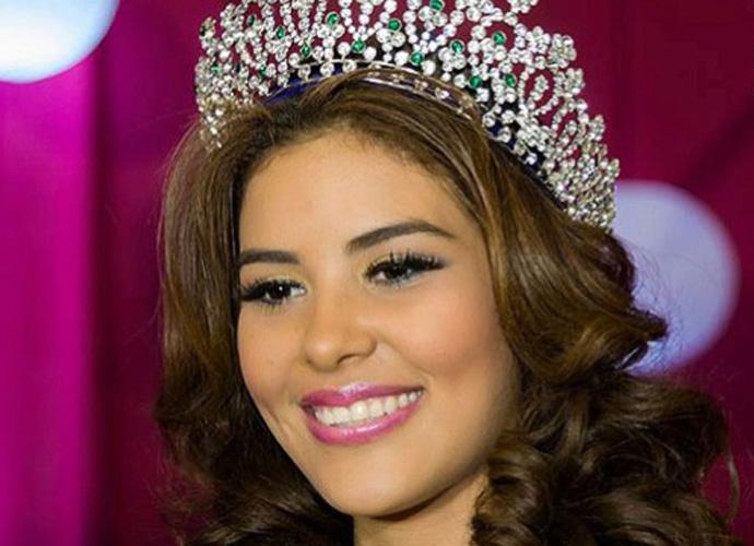 Miss Honduras 2014 María José Alvarado Muñoz Missing