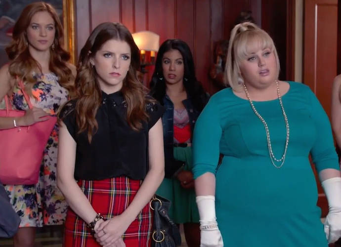 'Pitch Perfect 2' Trailer Has Arrived