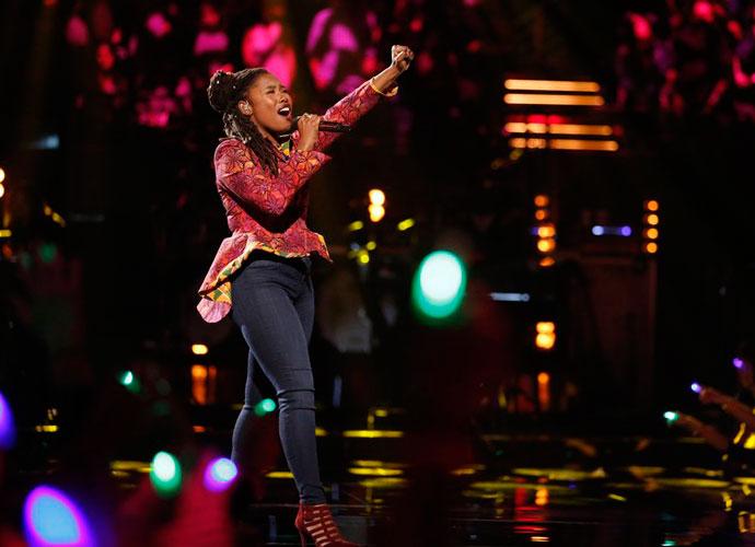 'The Voice' Recap: Anita Antoinette Returns To Her Raggae Roots, Top 12 Perform