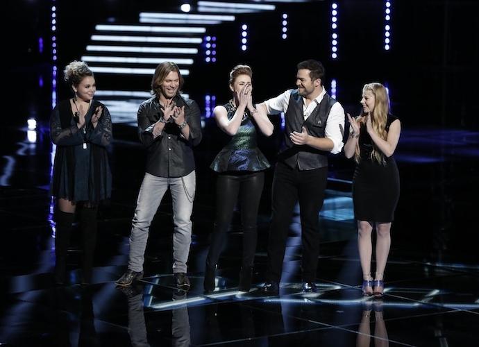'The Voice' Recap: Live Playoffs Top 12 – DaNica Shirey, Reagan James Move Forward