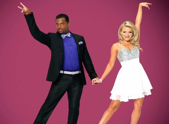 'Dancing With The Stars' Recap: Alfonso Ribeiro, Witney Carson Win Mirror Ball