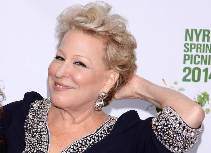 Bette Midler Refuses To Be Played Off During Acceptance Speech At 2017 Tony Awards, Closer To EGOT Honor