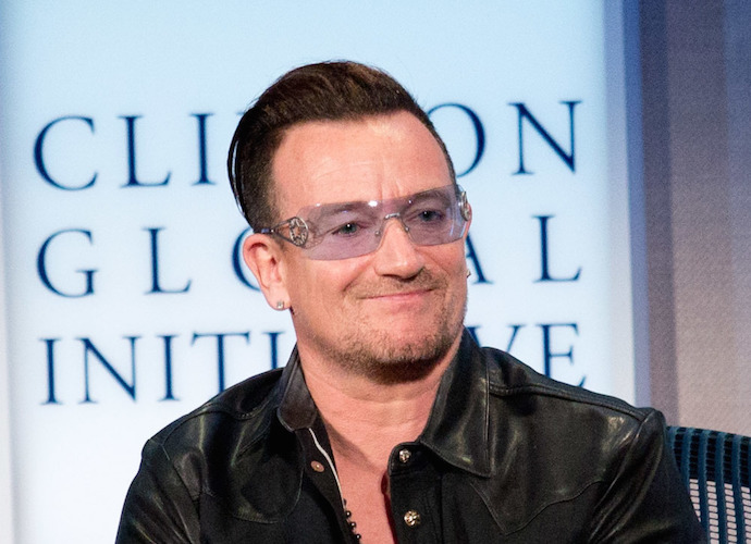 Bono Thinks The U.S. Should Deploy Comedians To The Middle East To Fight ISIS