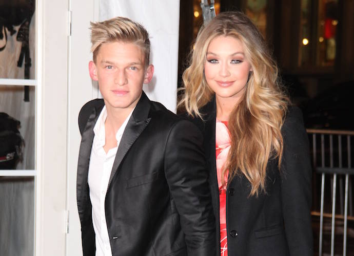 Cody Simpson Calls Relationship With Gigi Hadid 'Amazing,' Hints At Her Christmas Gift
