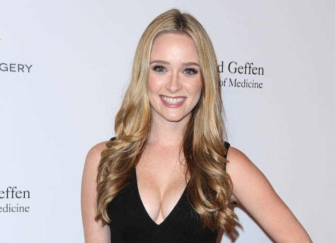Greer Grammer Tapped For Miss Golden Globe 2015 Role