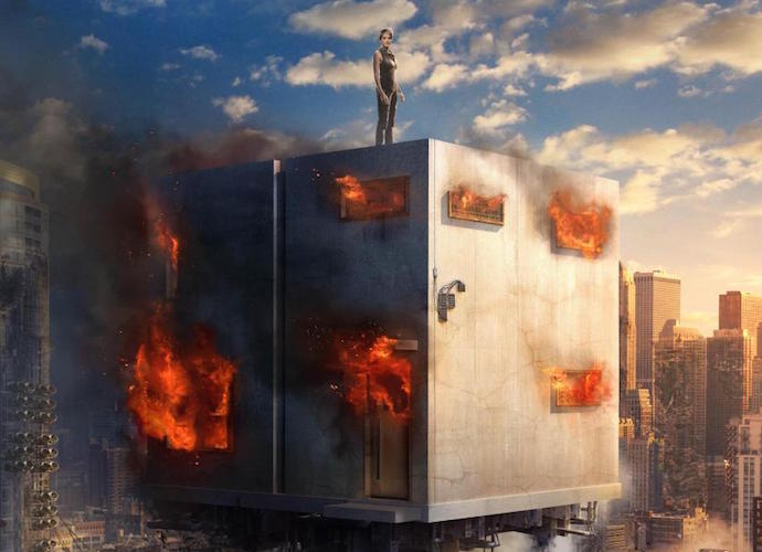 'The Divergent Series: Insurgent' Teaser Trailer Released