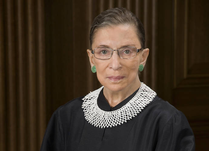 Ruth Bader Ginsburg To Appear In 'The Daughter of the Regiment' Opera