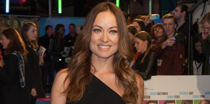Olivia Wilde Admits She Was Drunk While Filming 'Drinking Buddies'