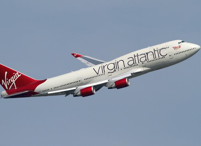 Virgin Atlantic Flight Makes Emergency Landing