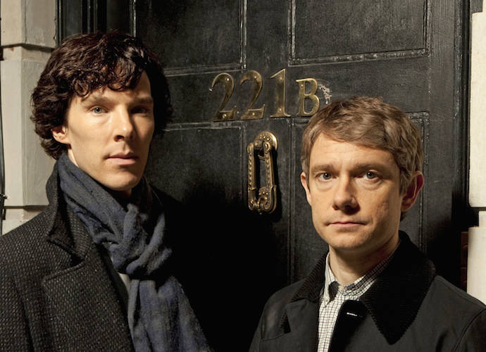 'Sherlock' And 'Doctor Who' Theme Park In The Works