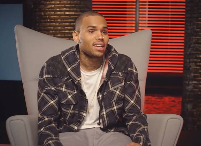 Chris Brown Calls Out Baby Mama Nia Guzman In Twitter Rant