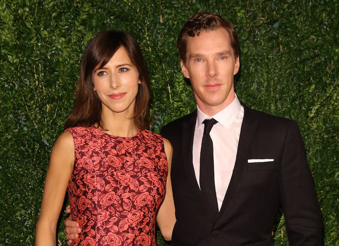 Benedict Cumberbatch Confirms He's Expecting A Baby With Fiancee Sophie Hunter