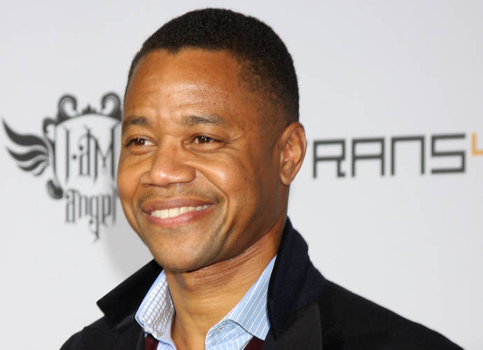 Actor Cuba Gooding Turns Himself In To Police After Groping Charge, Denies Sexual Assault Allegations