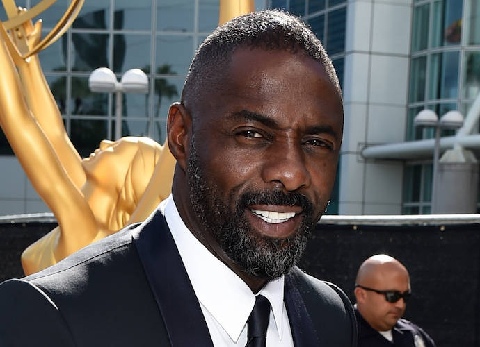 Idris Elba Poses For Selfie With 007 Himself, Daniel Craig,  At 2019 Golden Globes