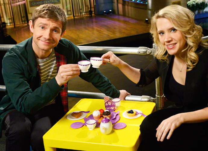 'Saturday Night Live' Recap: Martin Freeman Hosts; Charlie XCX Performs