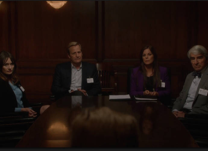 Jeff Daniels Channels 'Newsroom' Character Will McAvoy To Talk Donald Trump & Hillary Clinton