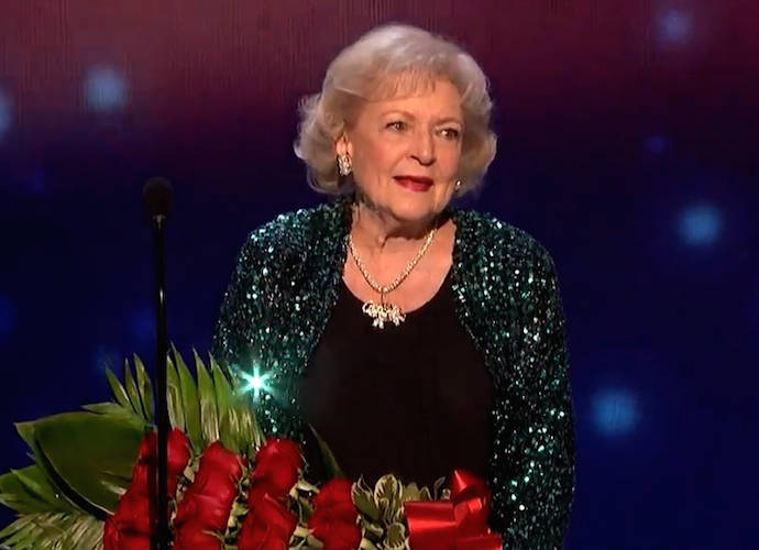 Betty White Turns 97, Offers 9 Tips On How To Live A Better Life