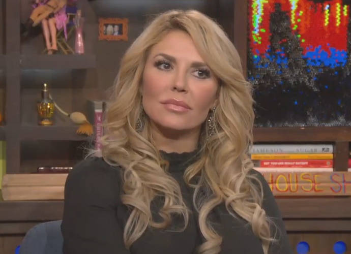 Brandi Glanville Throws Wine On Jeff Lewis At 'Watch What Happens Live'