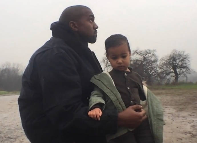 """Kanye West """"Only One"""" Review: North West Brings Out Rapper's Emotional Side"""