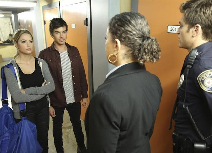 'Pretty Little Liars' Recap: Hanna And Caleb Break Into The Storage Facility, Spoby Hits A Rough Patch