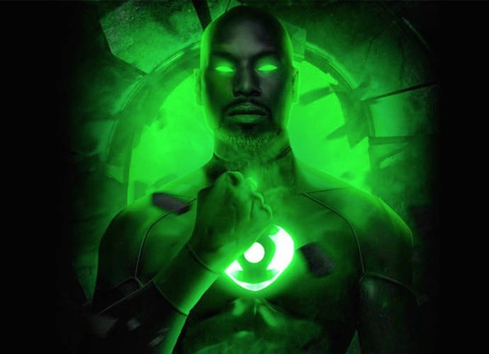 Tyrese Gibson Really Wants To Be The Next Green Lantern