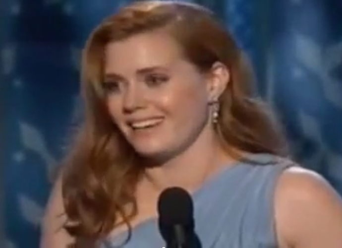 """Amy Adams On The Hollywood Wage Gap: """"I Knew I Was Being Paid Less"""""""